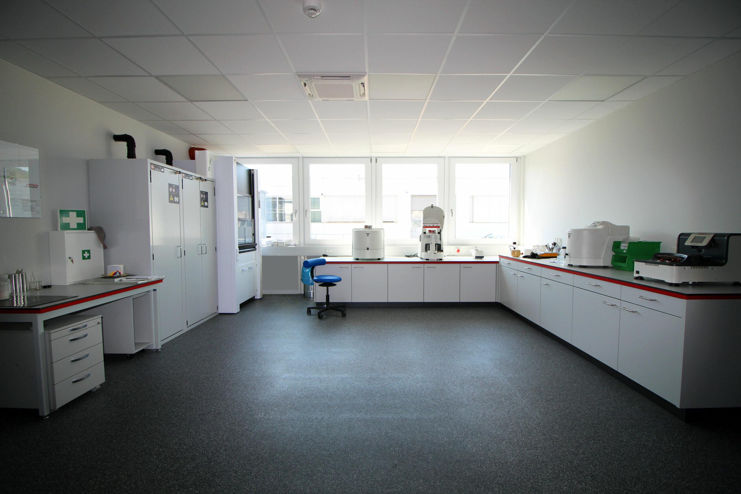 Medical center & laboratory