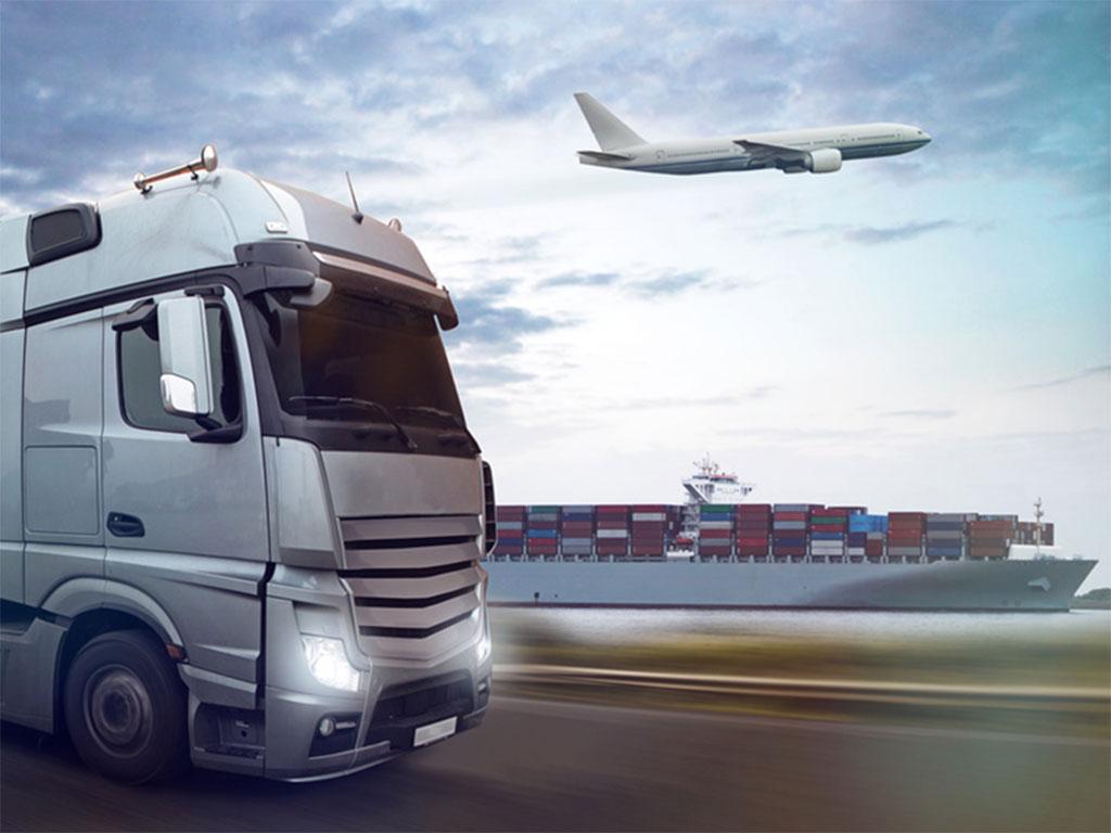 Transport und Montage